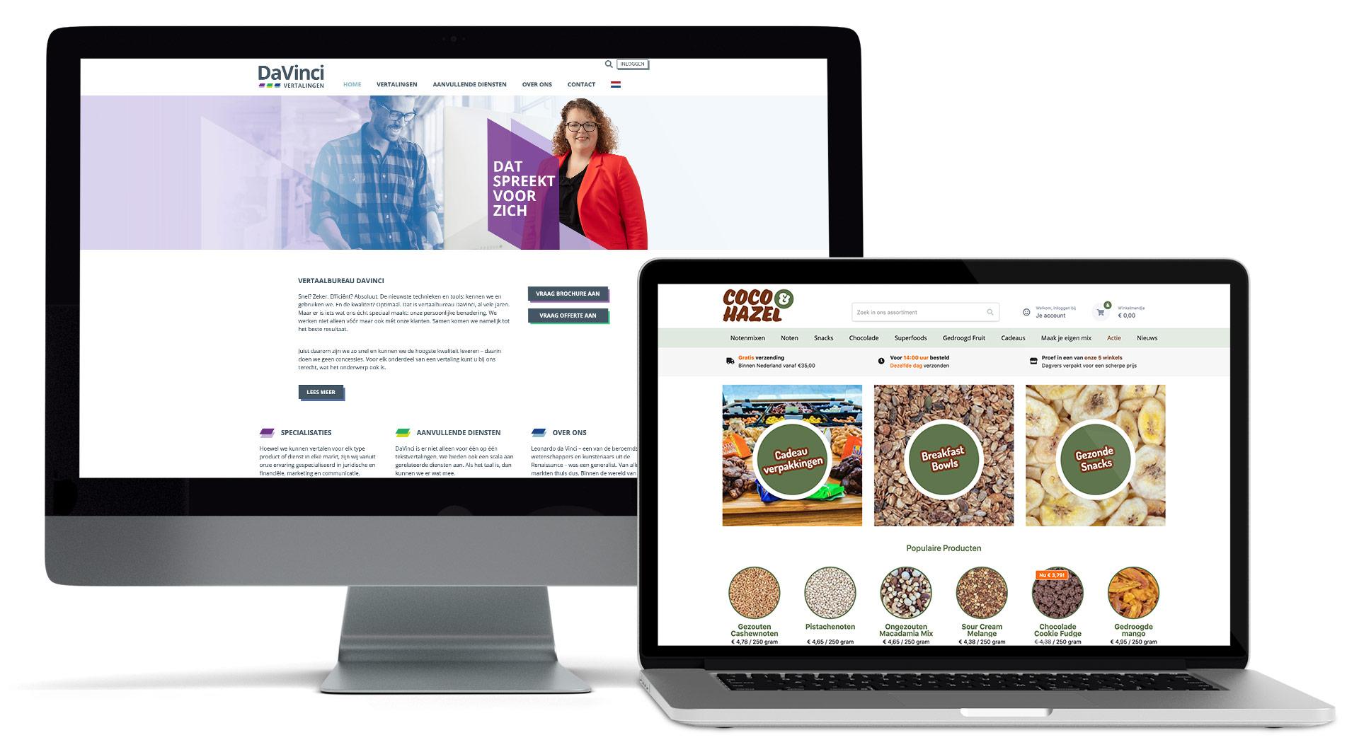 Bengelmedia websites