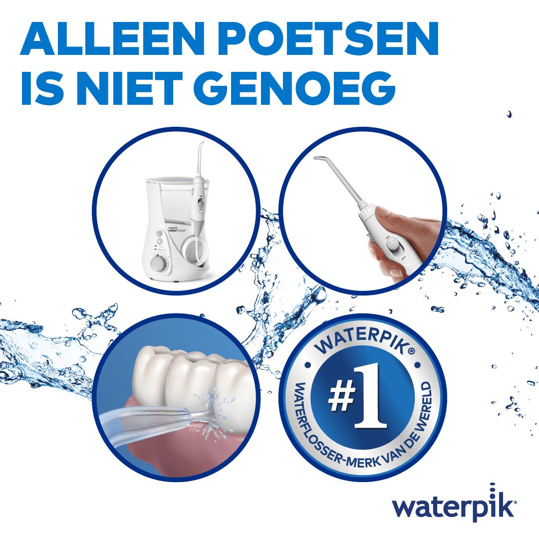 Waterpik marketing